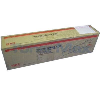 OKIDATA C9600 TONER COLLECTION BOX